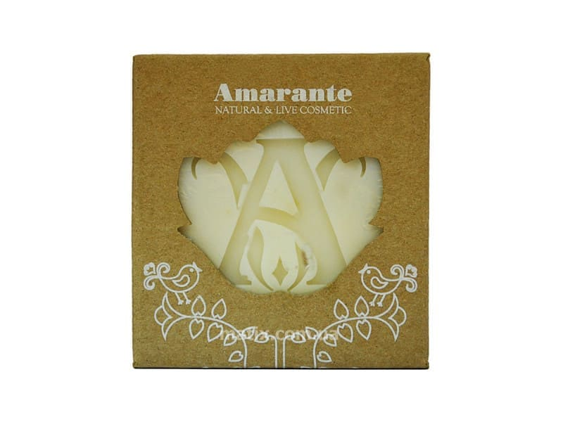 Мыло Амаранте с зернами черники
