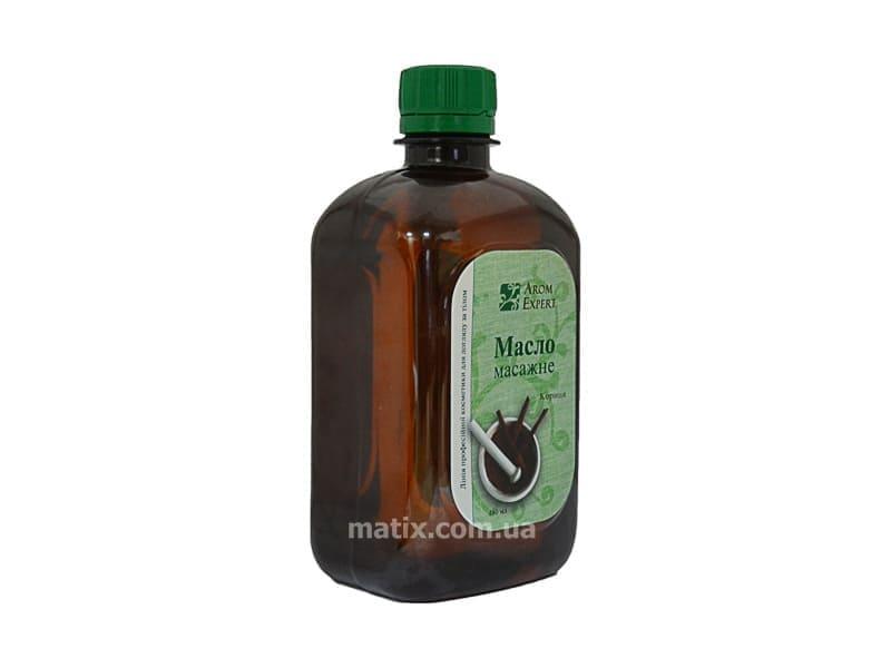 Олія масажна Кориця