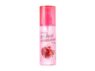 Гель-міст з екстрактом гранату (FarmStay It's Real Gel Mist Pomegranate)