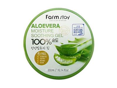 Гель універсальний з екстрактом алое (FarmStay Moisture Soothing Gel AloeVera)