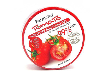 Гель універсальний з томатом (FarmStay Moisture Soothing Gel Tomato)