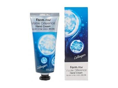 Крем для рук з колагеном (Farmstay Visible Difference Hand Cream Collagen)