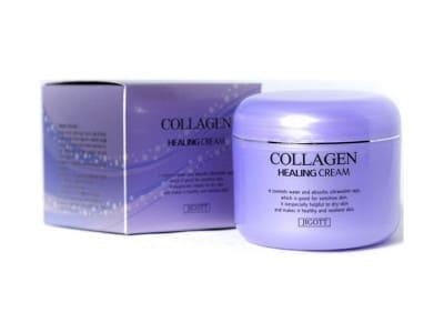 Крем живильний з колагеном (Jigott Collagen Healing Cream)