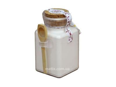 Молочко для ванни Амбра